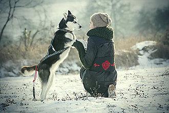 Pre zvieratká - Opasok pre Musherov - 7627826_