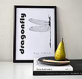 Grafika - Dragonfly - 7627649_