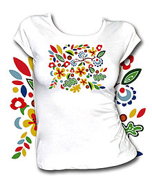 Tričká - Tričko s krátkym rukávom - Folcolor - 7625245_