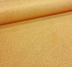 Textil - vodeodolná látka Flori (Flori 10 - žltá) - 7627052_