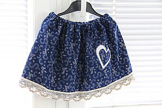 Sukne - detská sukienka