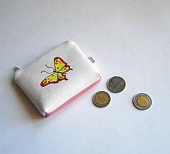 Peňaženky - motýľová - 7630529_