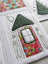Úžitkový textil - Vianočné prestieranie No.15 :) - 7631137_