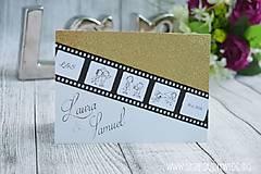 Papiernictvo - Svadobné oznámenie Da Cortona - 7635426_