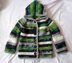 Detské oblečenie - Sveter - 7632321_