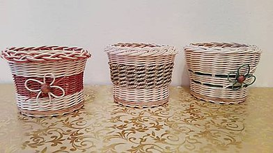 Košíky - Košíky Trio - 7632525_