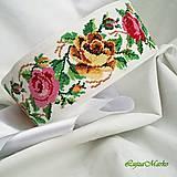 Opasky - Na ružiach ustlané - 7633474_