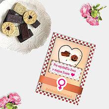 Grafika - Sladká valentínska pohľadnica cukríky pre ňu (11) - 7633648_