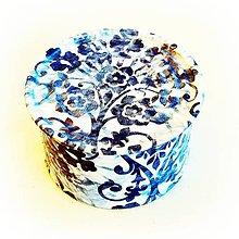Krabičky - Šperkovnica - 7636474_