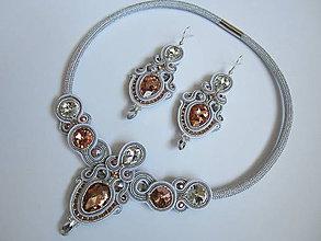 Sady šperkov - Šujtášový set - 7636842_