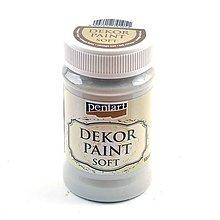 Farby-laky - Dekor Paint Soft 100 ml- vintage béžová - 7638628_