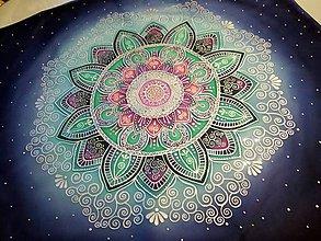 Obrazy - Mandala Nádeje - 7639734_
