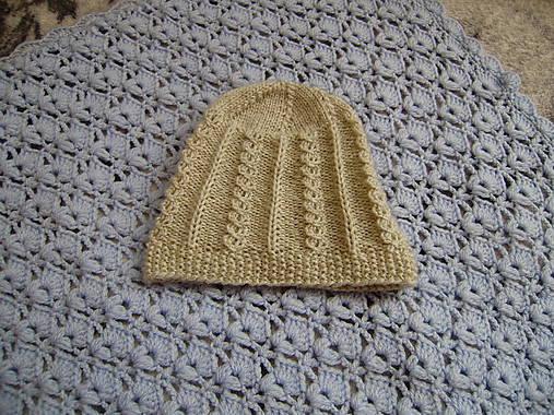 551a62416 Pletené detské čiapky / babenka - SAShE.sk - Handmade Detské čiapky
