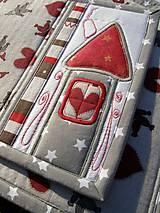 Úžitkový textil - Vianočné prestieranie No.19 :) - 7637180_