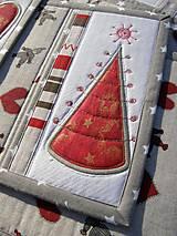 Úžitkový textil - Vianočné prestieranie No.19 :) - 7637182_