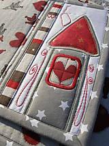Úžitkový textil - Vianočné prestieranie No.19 :) - 7637184_