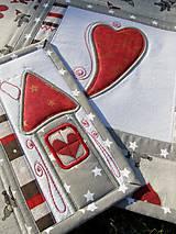 Úžitkový textil - Vianočné prestieranie No.19 :) - 7637186_