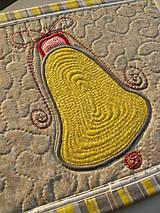 Úžitkový textil - Vianočné prestieranie No.20 :) - 7637633_
