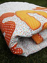 Úžitkový textil - Koník No.3 :) - 7639362_
