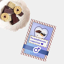 Grafika - Sladká valentínska pohľadnica cukríky pre neho (4) - 7639753_