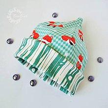 Detské čiapky - Detská čiapka s bio bavlnou 1 - 7641517_
