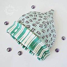 Detské čiapky - Detská čiapka s bio bavlnou 2 - 7641570_