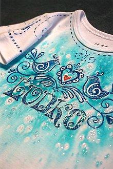 Detské oblečenie - ľudové pre Ľudka :) - body - 7643141_