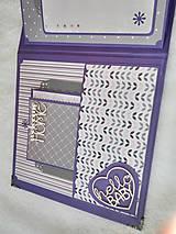 """Papiernictvo - Luxusný veľký fotoalbum pre dieťa - dievčatko """"EMA"""" - 7640675_"""