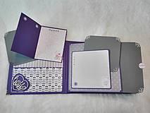 """Papiernictvo - Luxusný veľký fotoalbum pre dieťa - dievčatko """"EMA"""" - 7640679_"""