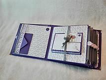 """Papiernictvo - Luxusný veľký fotoalbum pre dieťa - dievčatko """"EMA"""" - 7640681_"""