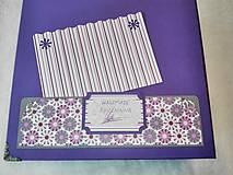 """Papiernictvo - Luxusný veľký fotoalbum pre dieťa - dievčatko """"EMA"""" - 7640682_"""
