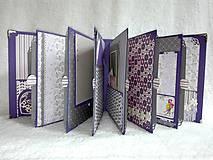 """Papiernictvo - Luxusný veľký fotoalbum pre dieťa - dievčatko """"EMA"""" - 7640684_"""