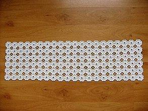 Úžitkový textil - Kvety, veľa kvetov - richelieu - 7640813_
