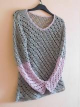 Romantický pulóver
