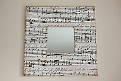 Zrkadlo-Hudba