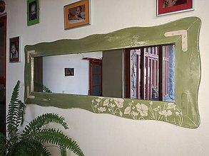Zrkadlá - Zrkadlo - zelená pohoda - 7645816_