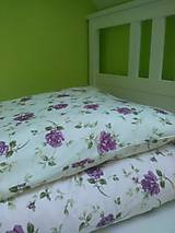 Obliečky do postele....sladké sny v ružovom háji