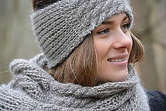 Ozdoby do vlasov - Čelenka - 7645890_