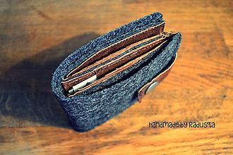 Tašky - Peňaženka pre šrácov II. - 7643838  1e9668cb2c4