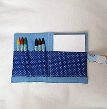 Detské tašky - pastelkovník vreckový (čerešničkový) - 7647161_