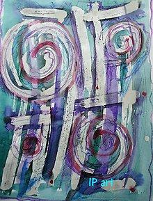 Kresby - Akvarel - 7643959_