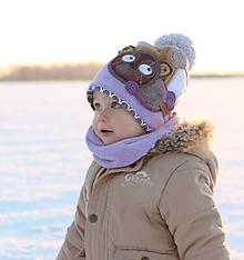 Detské čiapky - jedinečný setík s medvedíkom - 7646432_