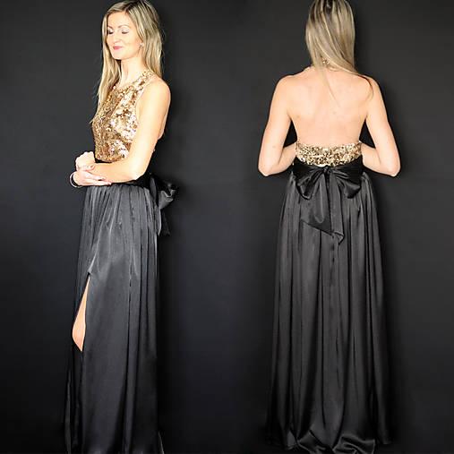 5013042eb06b Spoločenské šaty s flitrami rôzne farby   Dyona - SAShE.sk ...