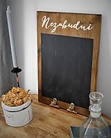 "Tabuľky - Stará tabuľa ""Nezabudni"" - 7646195_"