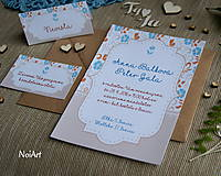 Svadobné oznámenie 11