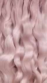 Materiál ručne robený - Vlasy pre bábiky - ružové perly - 7650916_
