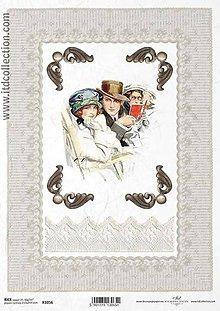 Papier - ryžový papier ITD R1056 - 7648415_