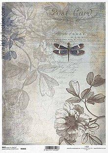 Papier - ryžový papier ITD R1066 - 7649267_