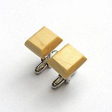 Šperky - Javorové obdĺžničky - 7650722_