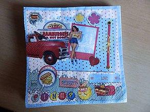 Papier - dessert - 7650918_